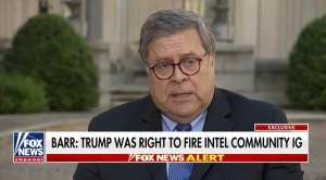 """AG Barr on Russiagate coup: """"There was something far more troubling here"""""""