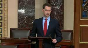 "Sen. Cotton: Xi Jinping ""must pay"""