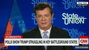 Paul Manafort sent to home confinement due to Chinavirus