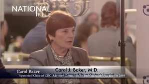 "CDC appointed chair wanted to ""get rid of all whites"" because they don't take vaccines"