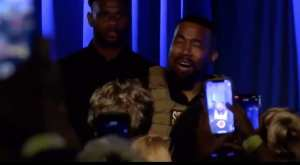 Kanye Gets Emotional When Talking About Abortion