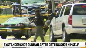 Shooter Stopped By Good Guy With A Gun