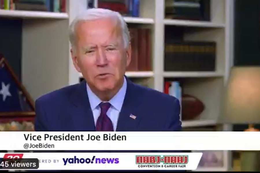 Biden: Not All Undocumented Workers Are Working