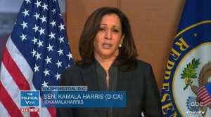 Kamala Harris Has Wikipedia Scrubbed