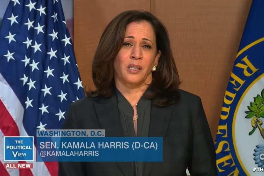 "Catholic Vote: Kamala Harris Is A ""Horrible Pick"" For Vice President"