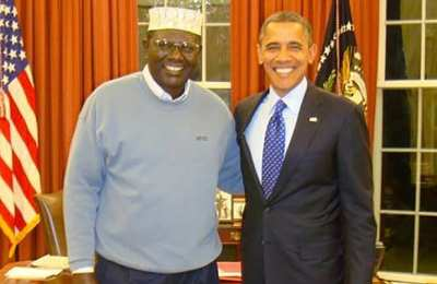 Obama's Half Brother Blasts Obama: He Wants People To Worship Him