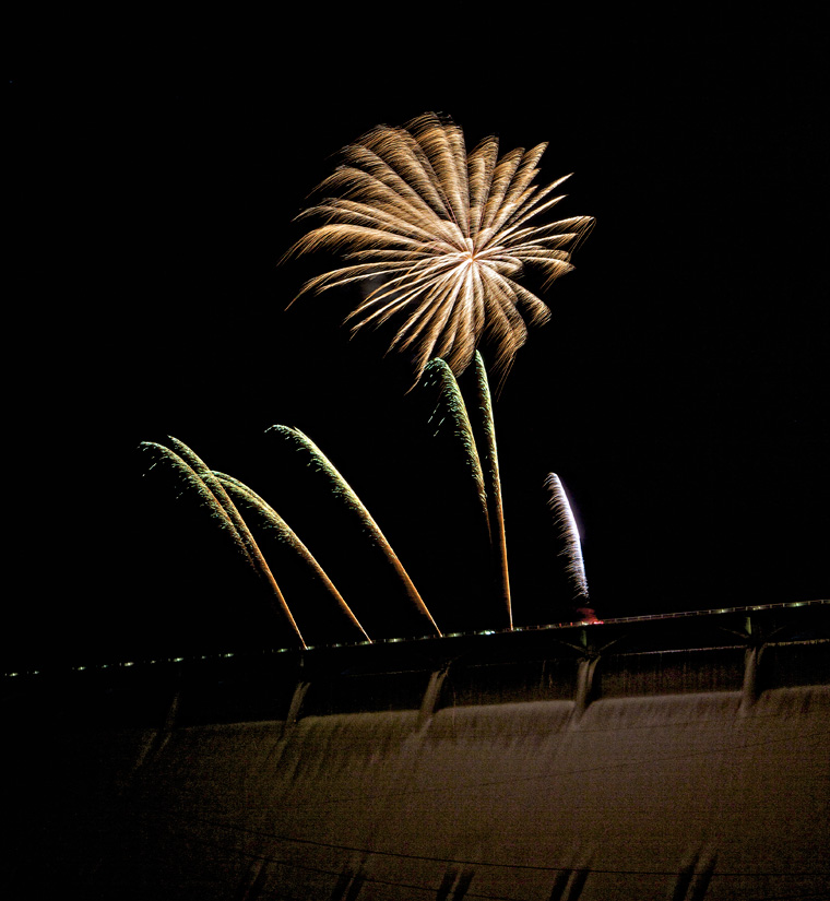 Fireworks 9 by Gary Hamburgh _ All Rights Reserved