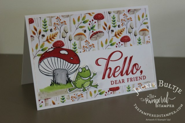 So Hoppy Together joins with Life is Grand and Sweet Storybook with Painted Seasons paper