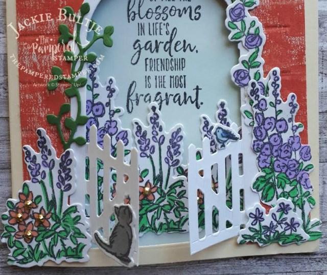 Grace's Garden detail