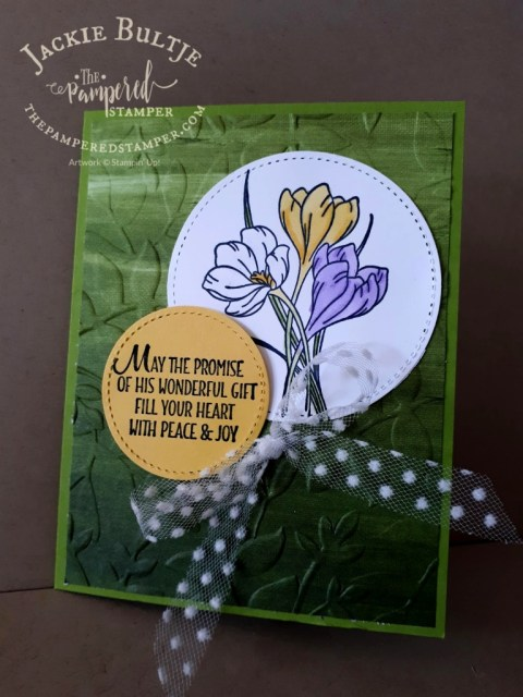 Easter Promise with Blends