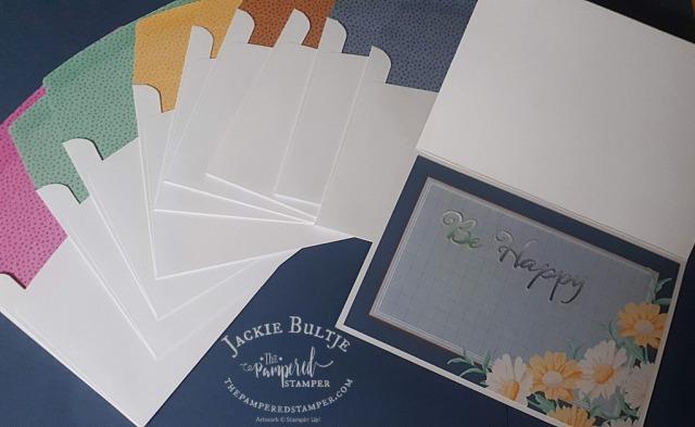 Memories & More envelopes