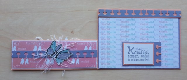 Minke's Dutch Door Card