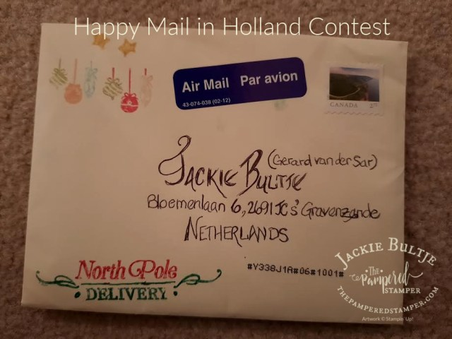 Happy Mail in Holland