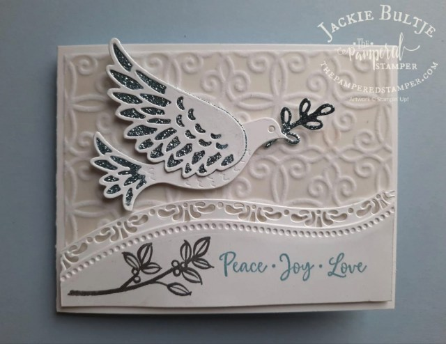 Dove of Hope W-Funfold 2