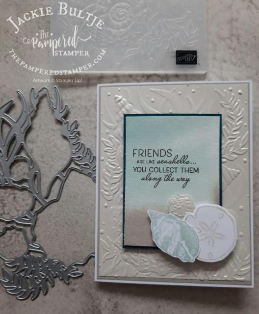 Friends are Like Seashells