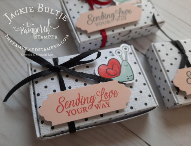Sending Love Your Way box