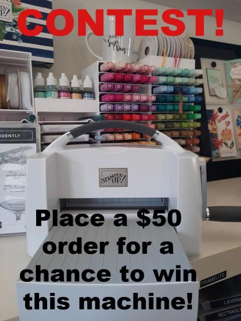 Win this Machine!