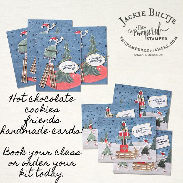 Christmas Whimsy Card Kit