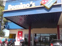 We also have Domino's, more than one in fact!