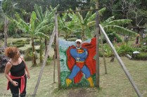 and superman!