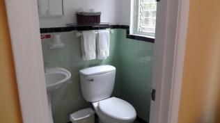 The bathroom looks like our Florida tile.