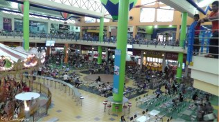 Another view of the food court, and this is only one food court of quite a few we found.
