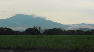 Volcan Baru is so tall it can usually be seen from almost everywhere.