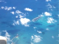 The islands and turquoise water north of Cuba are really beautiful.