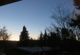 Another pretty early morning sky