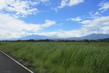 Ahh yes, there is Volcan Baru in the distance. We were headed in the right direction
