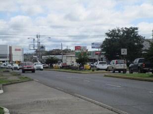 the Pan-American Highway