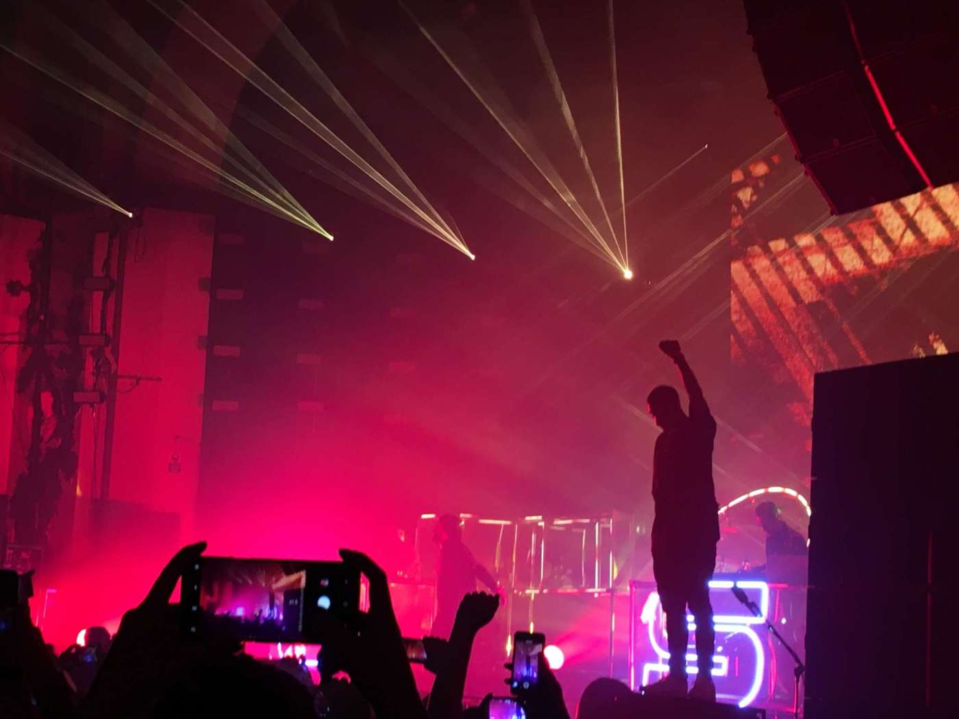 Chase & Status - Credit Clare Clarke