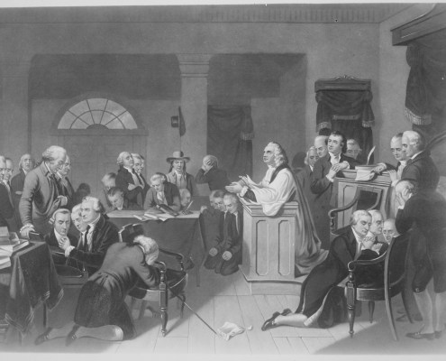 The Clergy in American Political Culture