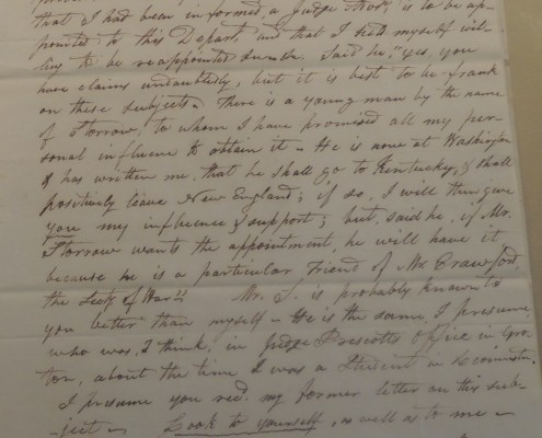 Entertaining and Revolting: Homosociality and Heterosexuality in War Department Correspondence, 1811–1846