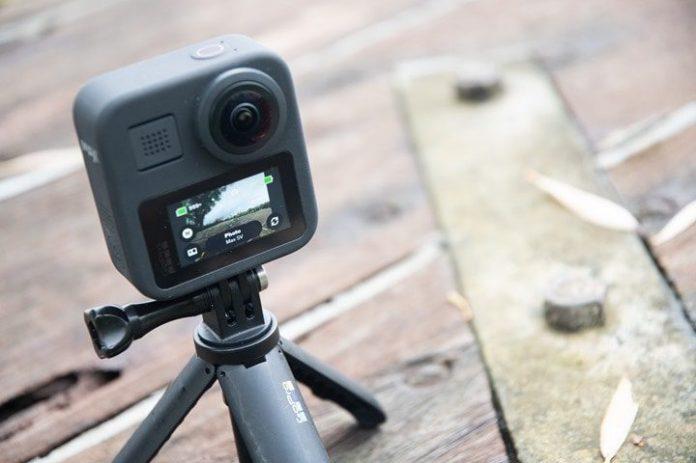 GoPro MAX 360 Action Camera
