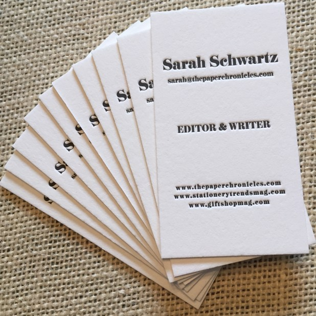 Carda & Co. Business Cards