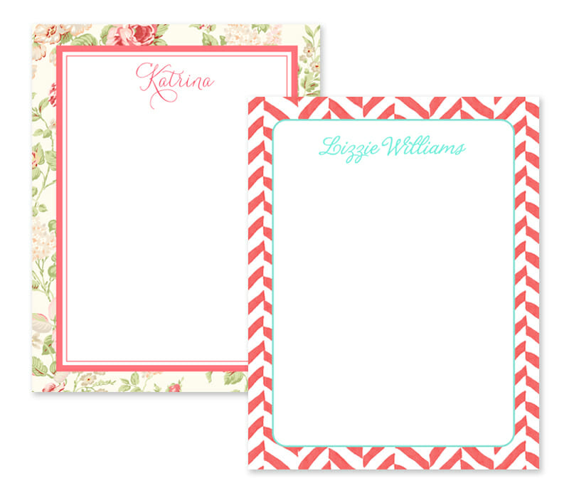 LauraAshley Notepads