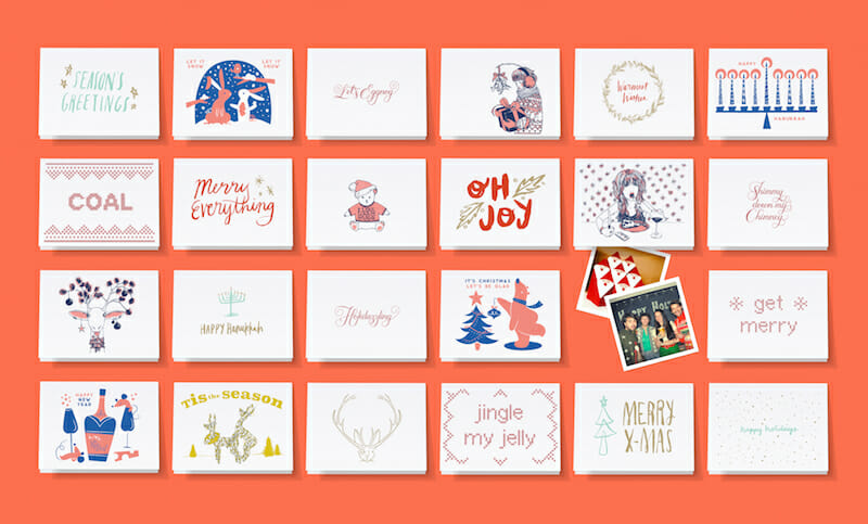 Punkpost_holidaycard_collection