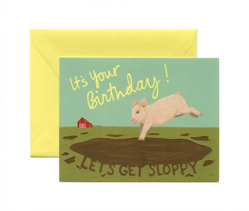 YP Sloppy Pig