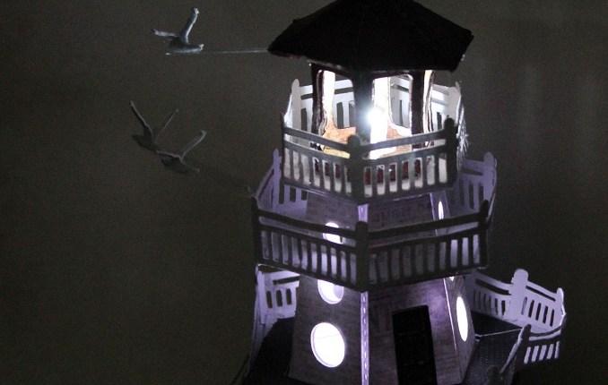 Miniature Prima Lighthouse 13