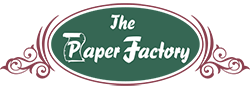 The Paper Factory Logo