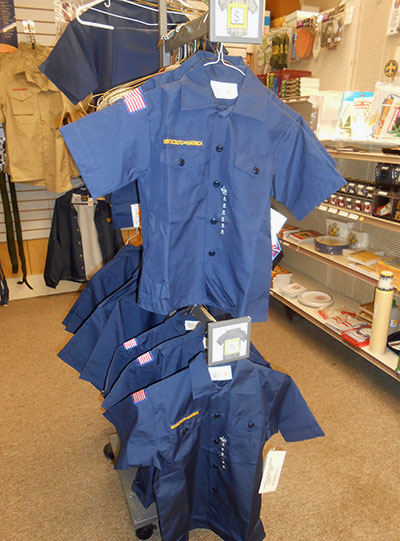 Cub Scout Uniforms