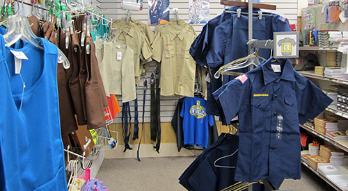 Scout Uniforms & Supplies