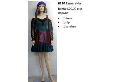 120 Esmerelda