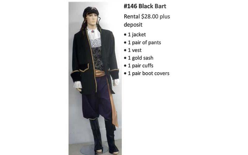 146 Black Bart