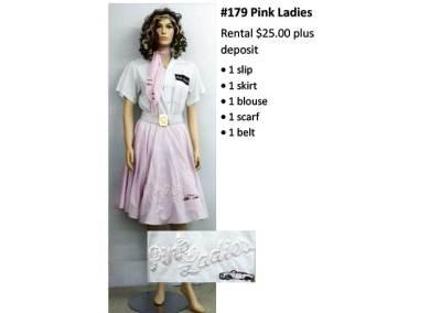 179 Pink Ladies