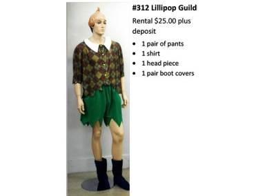 312 Lillipop Guild