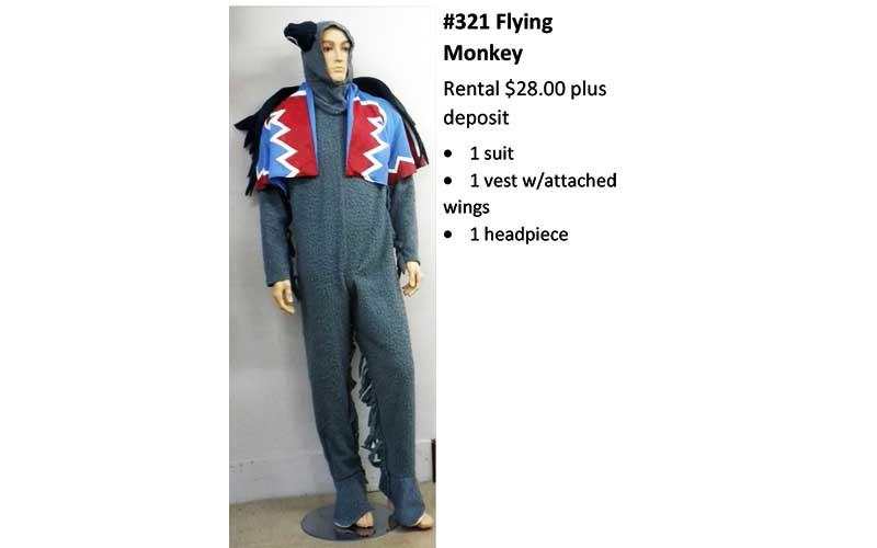 321 Flying Monkey