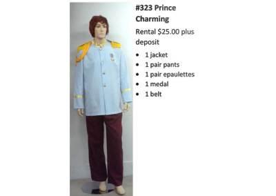 323 Prince Charming