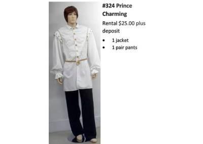 324 Prince Charming